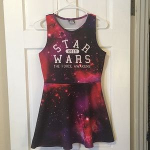 Star Wars mini dress